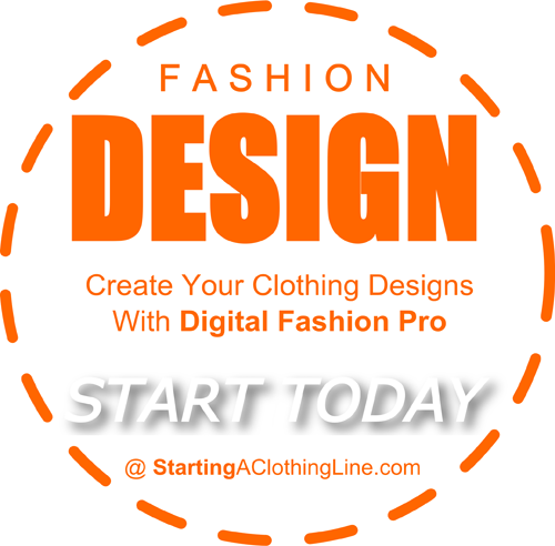 Create your clothing designs with Digital Fashion Pro
