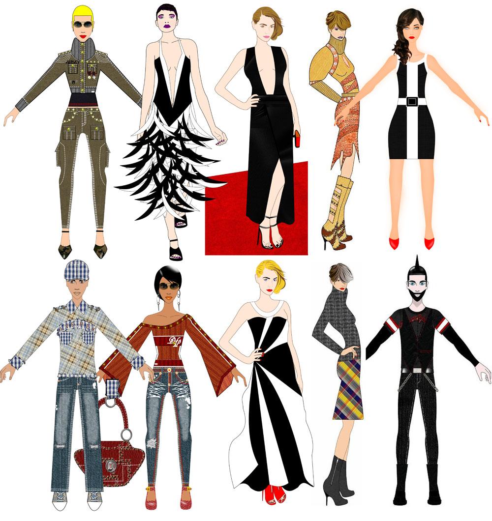 Digital Fashion Pro Best Fashion Design Software Clothing Design Software For Designers