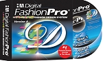 1b- Digital Fashion Pro V8 Basic - Fashion Design Software. Design Basic Tops, T-shirts and Pants for Men and Women. Includes Training. Super Easy to use. Start Designing Clothing Today!