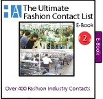 7b- Ultimate List E-Book - Over 400 Clothing Manufacturers and Fashion Industry Contacts that can make your line.