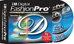 1b- Digital Fashion Pro V8 Basic - Fashion Design Software. Design Basic Tops, T-shirts and Pants for Men and Women