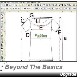 Beyond The Basics CD Learn Advance Fashion Design Training
