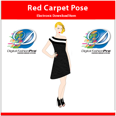 Red Carpet Pose Upgrade