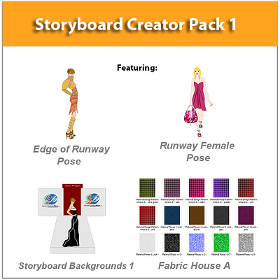Storyboard Creator Cd For Digital Fashion Pro