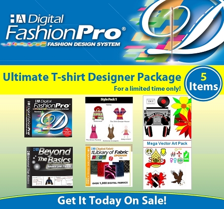 Digital Fashion Pro Ultimate T-shirt Design Press Release