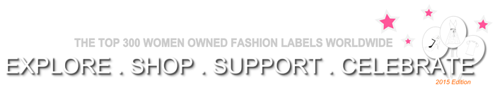 Women Owned Fashion Labels and fashion designers