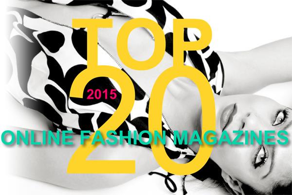 Top Online Fashion Magazines
