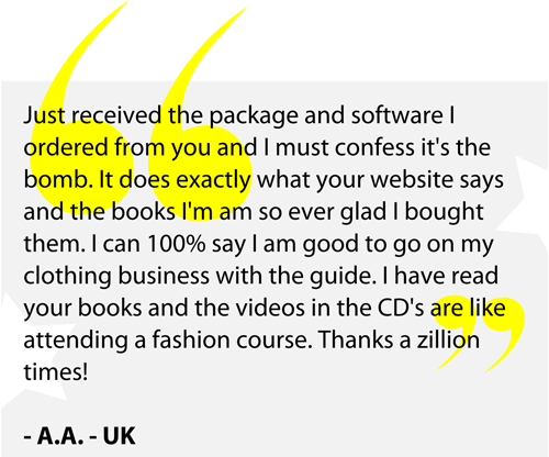 AA - UK - Digital Fashion Pro Client Reviews