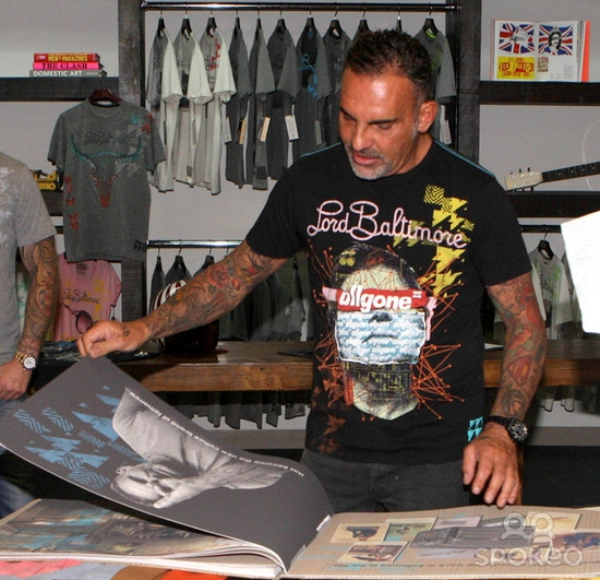 Fashion Designer Christian Audigier, Founder of the Ed Hardy Clothing Line, Died Today