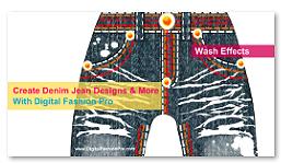 Denim Jean Design Software