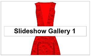 Slideshow Gallery 1 Icon of Fashion Sketches