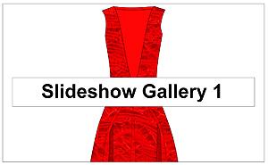 Slideshow Gallery 1 Icon of Fashion Sketches
