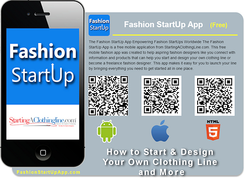 Fashion StartUp App Press Release