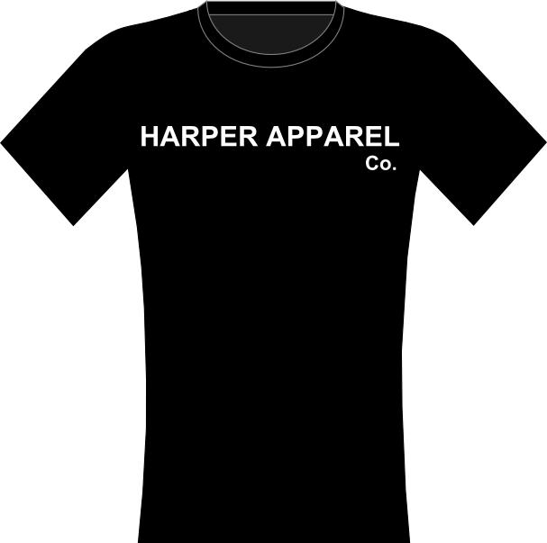 Harper store clothing