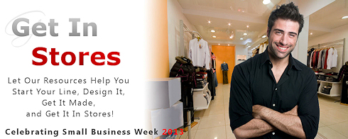 Small Business Week Fashion Start-Ups Clothing Lines