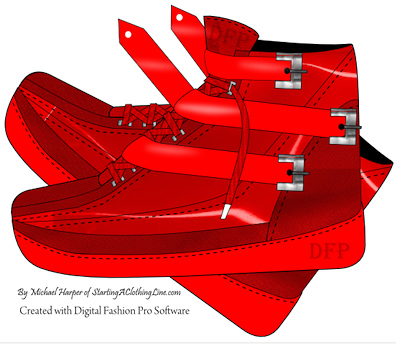 shoe designing software