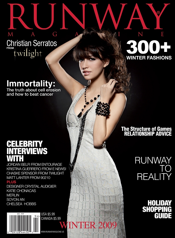 Digital Fashion Pro in Runway Fashion Magazine