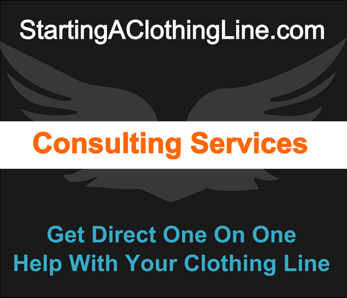 Clothing Line Start-Up Consultation