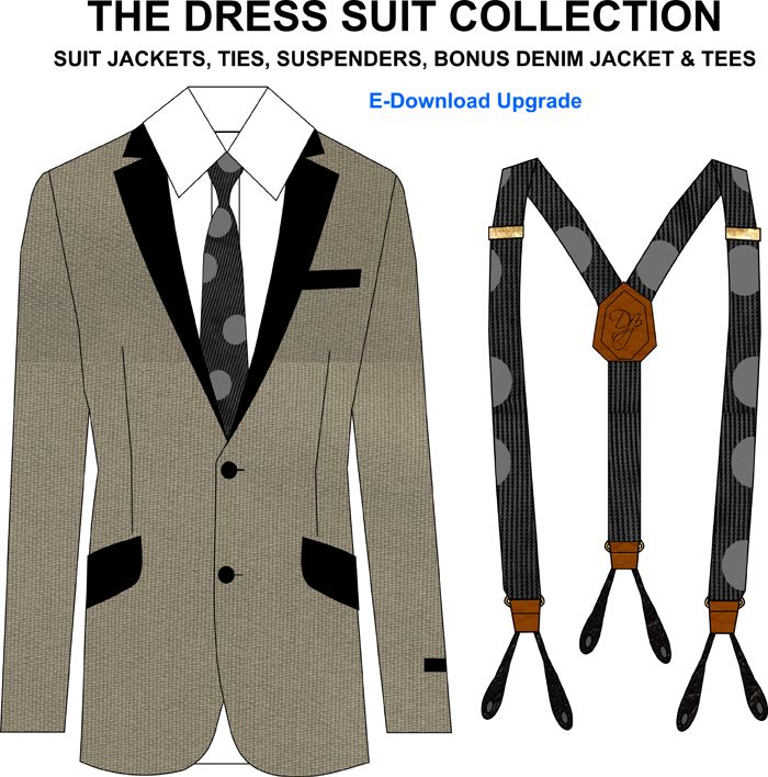 Mens Dress Collection of Suits