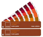 9z- Pantone Color Guide For Home and Fashion. If you have a clothing line or you are a designer - get this guide if you work with outside vendors who make your line.