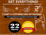 1g - VIP Package - Our Largest Package! 22 Items! Includes Everything In Style Blast + Designer Series 1, 2 and 3 + Spec Book