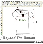 3- Beyond The Basics 1 Upgrade V8 Edition - Learn Advance Fashion Design + How to Create Technical Sketches and more.