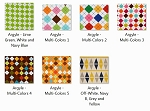 EVF Argyle Fabrics for DFPro. Download this item after purchase.