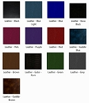 EVF Leather Part 1 Fabrics for DFPro