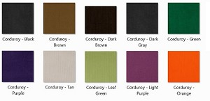 EVF Corduroy Part 1 Fabrics for DFPro