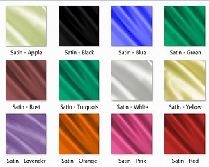 EVF Satin Part 1 Fabrics for DFPro