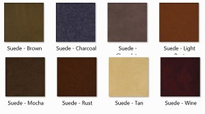 EVF Suede Part 1 Fabrics for DFPro